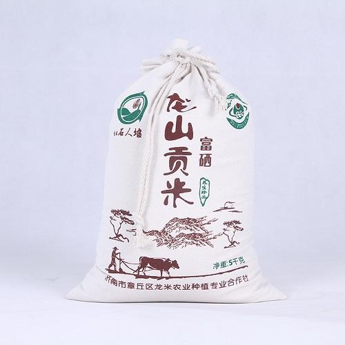 武汉龙山贡米