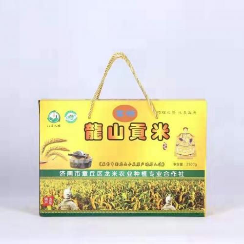 精选级黄小米