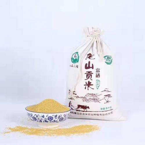 南京龙山贡米